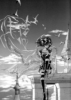 RG Veda - Clamp #manga