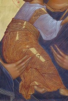 Icon Clothing, John Chrysostom, Byzantine Icons, Art Icon, Orthodox Icons, Christian Art, Drawing Techniques, Virgin Mary, Art Tutorials