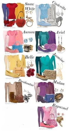 Disney outfits:I need all of these before I go back! I will wear them every day I'm there