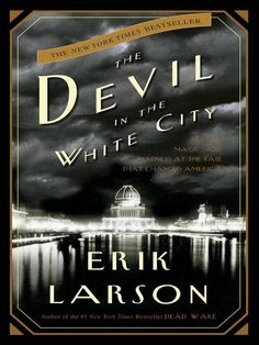 Erik Larson intertwines the true tale of the 1893 World's Fair and the cunning serial killer who used the fair to lure his victims to their death. Combining meticulous research with nail-biting storytelling, Larson has crafted a narrative with all the wonder of newly discovered history and the thrills of the best fiction.