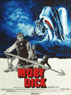"Moby Dick"" - John Huston (1956)"