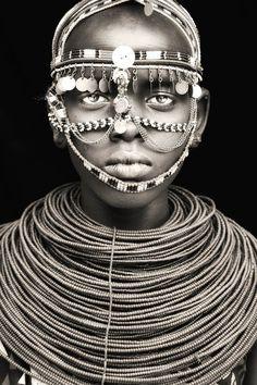 Image: Колоритные кочевники Африки - Интересное в сети!