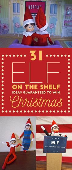 31 Elf On The Shelf Ideas Guaranteed To Win Christmas