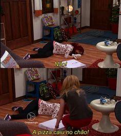 Muito eu Icarly, Sam E Cat, Cat Memes, Funny Memes, Ariana Grande, I Am Sad, Melanie Martinez, Big Bang Theory, Bigbang