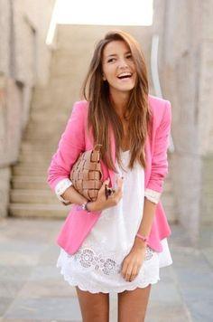 I found 'hot pink zara blazer size M UK 10-12' on Wish, check it out!