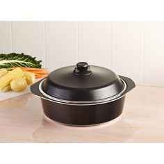Bessemer Cast Aluminium Dutch Oven with Lid 6L | Buy French & Dutch Ovens