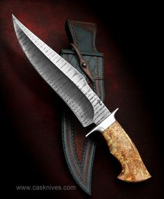 Some of the high-quality bowie knives in market and definite guide to purchase best bowie knife. These bowie knives act as a hunting knife, camping knife, survival knife, etc,. Buck Knives, Cool Knives, Knives And Tools, Knives And Swords, Hunting Knives, Best Bowie Knife, Trench Knife, Knife Art, Best Pocket Knife
