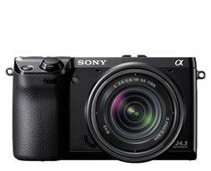 The NEX-7 will make anyone look like a pro photographer