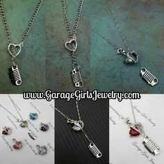 Keep what you love close to your heart. Perfect for the modern day JEEP lover!Sterling silver/stainless steel necklace and heart along with your choice between the square Jeep grill or the round Jeep grill. Selling Jewelry, Jewelry Stores, Silver Jewelry Cleaner, Girls Jewelry Box, Silver Jewellery Indian, Stainless Steel Necklace, Lariat Necklace, Pendant Necklace, Jewelry Design