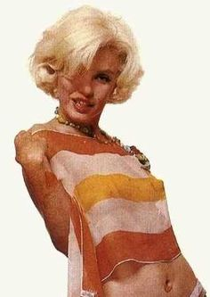 marilyn monroe photos scarf black stripes june 23 1962 full set - Google Search