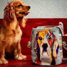 Just Wayuu ( Tapestry Bag, Around The Worlds, Crochet, Dogs, Handmade, Animals, Instagram, Videos, Flowers