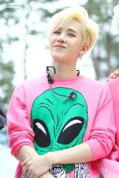Topp Dogg B-joo. Awesome sweater!