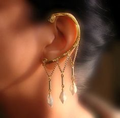 siren ear-wrap by pikabee.deviantart.com on @deviantART