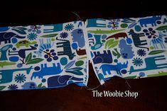 The Woobie Shop: Zippered Wet Bag & Diaper Tote Tutorial Feminine Pads, Tote Tutorial, Wet Bag, Joann Fabrics, Zipper, Sewing, Fun, Emerson, Bags