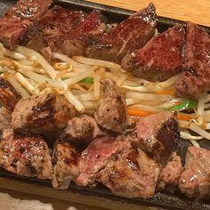 #肉 #にく #肉🍖 #にく🍖 #ステーキ #ハラミ #野菜 #もやし#にんじん #にら #肉がうまい #うまい😋 #美味しい #美味しいもの #美味しいもの食べたい #おいしい #おいしいもの #おいしいもの食べたい #おいしいもの😋 #ステーキ😋 #🥕 #🍖 #焼き加減最高