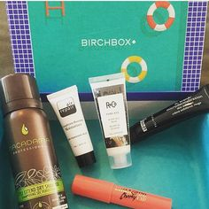 #Repost @storm119  Every month is like a mini-holiday with this awesome gift that keeps on giving. #birchbox Thank you Tracy Shaak best gift ever!  #AirRepair