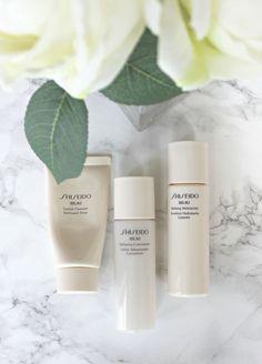 Shiseido IBUKI starter kit. Perfect for containing seasonal dryness.