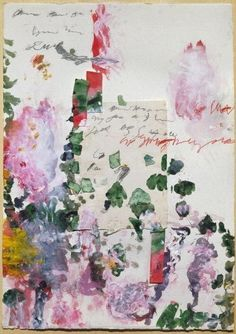 Cy twombly, 1989