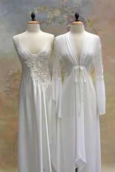 Arriving soon at A Beautiful Touch, is the most exquisite collection of short and long Bridal peignoir sets for the upcoming Spring 2010 sea...