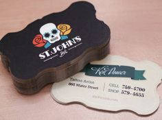 Brilliant and Illustrated Business Cards for Your Inspiration - You The Designer   You The Designer