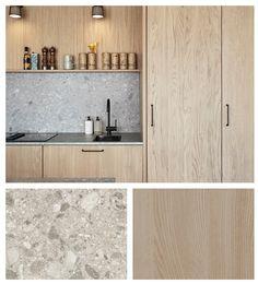 Inspiración para una nueva cocina #diseñodeocinas#proyectosdecocinas #diseñosdecocinasonline Bathroom Lighting, Mirror, Furniture, Home Decor, Decorating Kitchen, Kitchens, Projects, Bathroom Light Fittings, Bathroom Vanity Lighting