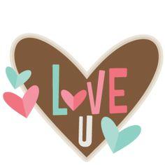 Love U SVG