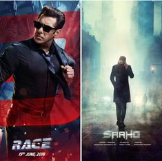 Which movie is the upcoming biggest Acton movie ? Share -Saaho Like- Wallpaper Pictures, Hd Wallpaper, Race 3, 3 Movie, Big Big, Salman Khan, Hd Images, Fan, Movie Posters