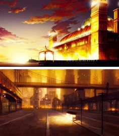 scenery from avatar: legend of korra - one of the many reasons avatar is awesome