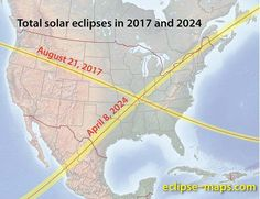 Makanda is the centerline of two, YES TWO, TOTAL solar eclipses in 2017 and 2024! The centre of both of these eclipses intersect over Makanda, Illinois. The first total solar eclipse will occur at …