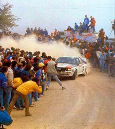 Rally Shot - whoa that's scary...