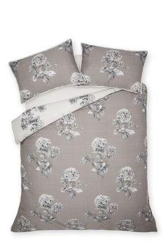 Buy Cotton Sateen Elegant Hydrangea Bed Set online today at Next: Israel