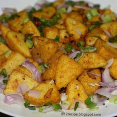 Dahi poori chaat recipe book snacks pinterest chaat recipe idli chaat recipe is an easy and tasty way to utilize the left over idlis and becomes an excellent snack then forumfinder Images