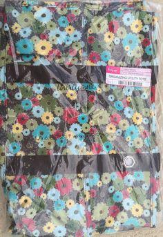 Thirty One Organizing Utility Tote Windsor Bouquet Print NIP Brand New | eBay