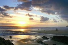 Croyde Bay - North Devon.  The best beach....