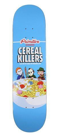 Cereal Killers Deck #skate