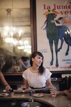 Rachel Khoo - Little Paris Kitchen An unashamed girl-crush. Veal Chop, Rachel Khoo, Paris Kitchen, French Lifestyle, Little Paris, Portraits, French Chic, Parisian Chic, Love Her Style