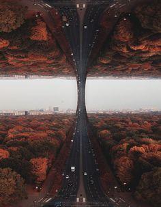 與航拍景觀融合的超現實攝影作品,顛覆你對空間的認知 | DIGIPHOTO-用鏡頭享受生命