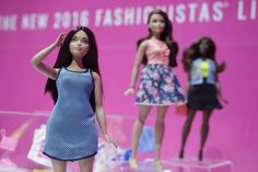Three new types of Barbie have reached the UK. But how close do they come to representing the average young woman?