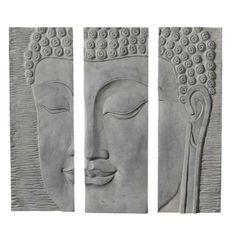 Trittico Budda