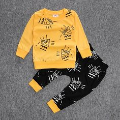 2016 Spring and Autumn new boys set clothing cartoon long sleeved pants + 2 pcs baby newborn girl clothes set retail BCS286-in Clothing Sets from Mother & Kids on Aliexpress.com | Alibaba Group