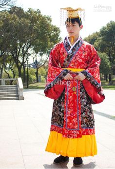 Chinese dress Traditional Design Stage costumes Ethnic clothes