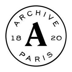 Archive 18-20 18th, Archive, Paris, Fashion 2017, Packaging, Montmartre Paris, Paris France, Wrapping