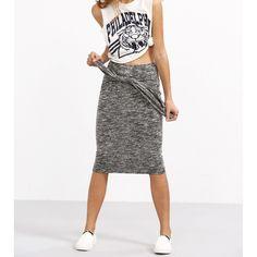 Miami Knotted Midi Skirt