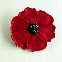 Made in Australia these poppies are handcrafted using quality silk, wool felt and Swarovski crystals. Poppy diameter approximately Poppy Brooches, Silk Wool, Book Gifts, Wool Felt, Poppies, Swarovski Crystals, Books, How To Make, Shopping