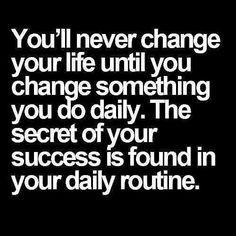 What are the things you have changed or want to change? This year I made some drastic changes in my daily routine. Nowadays I wake up at 4.30 get ready and work on my projects before I go to work while listening to motivational podcasts (or Cardi B if my inner boss bitch asks for it) This routine allows me to wake up at a gentle pace and allows my creative juices to flow. Ever since I have been feeling much more energetic which equipment equals getting more done. Next step is fitting in a…