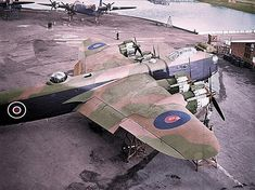 That is Short Stirling! Plane Photos, Aircraft Photos, Air Force Aircraft, Ww2 Aircraft, Military Jets, Military Aircraft, Ww2 Pictures, Ww2 Planes, Vintage Airplanes