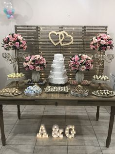 Wedding Decoration Simple, Engagement Office of Art decorations Sorocaba / SP. Simple Wedding Decorations, Engagement Decorations, Simple Weddings, Reception Decorations, Birthday Decorations, Table Decorations, Civil Wedding, Diy Wedding, Rustic Wedding