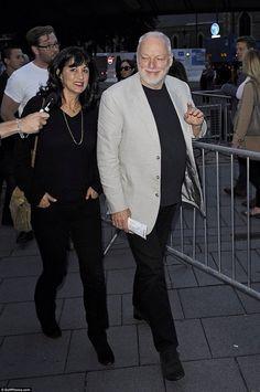David Gilmour & Polly Samson