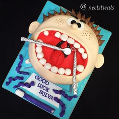 Dentist Cake                                                                                                                                                                                 More