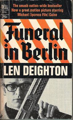Dell Paperback Book Covers | Funeral in Berlin - Dell book cover | Flickr - Photo Sharing!